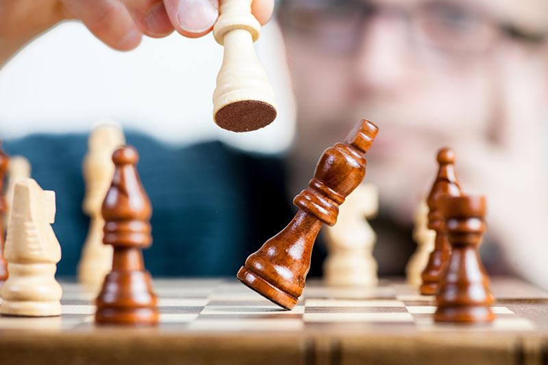 Imagen Ajedrez Jaque Mate - Curso Negociación Estratégica