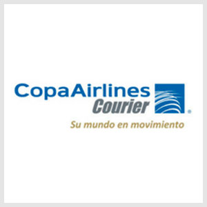 Logo Copa Airlines Courier