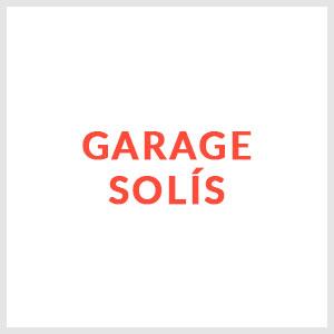 Logo Garage Solís