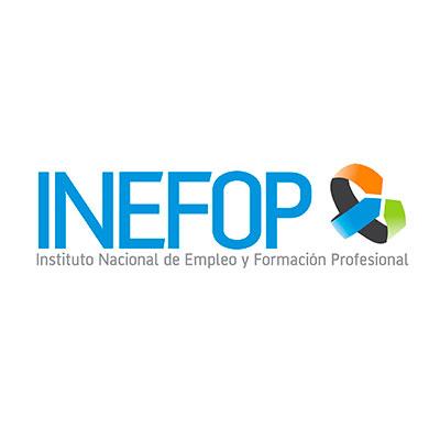 Logo INEFOP - convocatoria Primera Mesa de Desarrollo Local - Pando