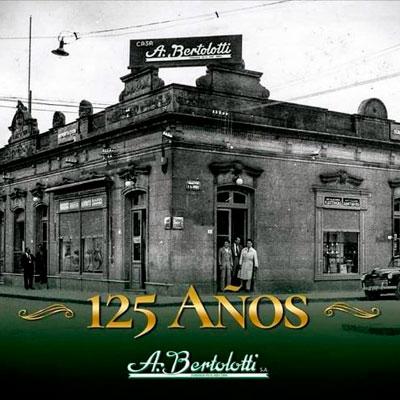 Reconocimiento de CCIAP a Barraca A. Bertolotti en su 125 Aniversario
