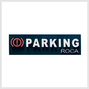 Logo Parking Roca