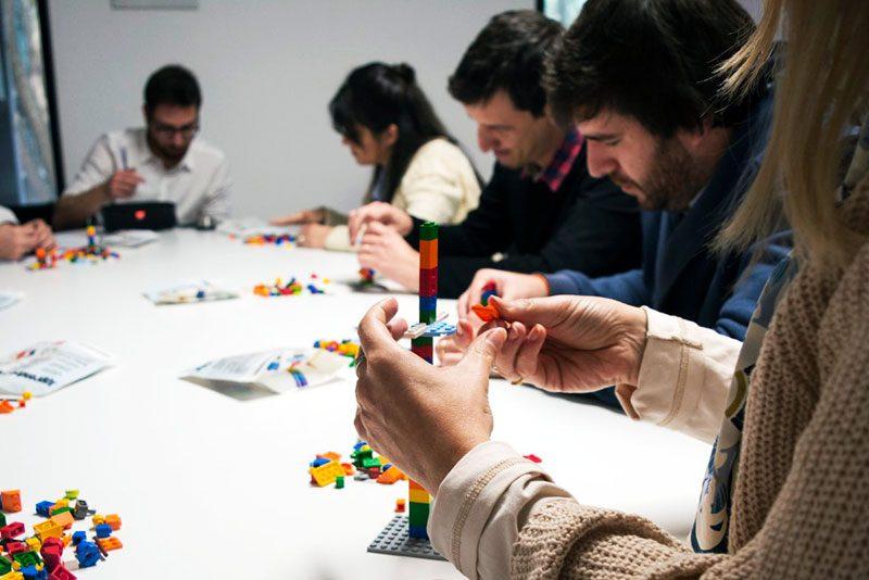 Curso CCIAP - Lego Serious Play