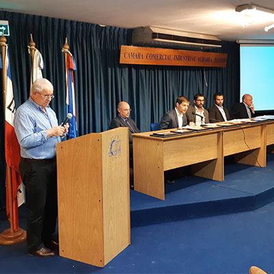 Imagen Asamblea Anual 2018 - CCIAP