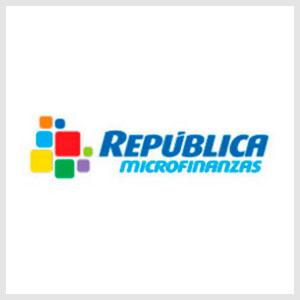Logo República Microfinanzas