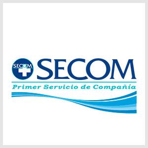 Logo SECOM