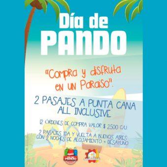 Imagen poster Sorteo Octubre - Promo Comprá y Disfrutá en un Paraíso