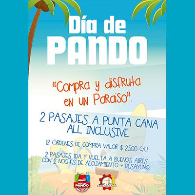 Imagen poster Sorteo Marzo - Promo Comprá y Disfrutá en un Paraíso