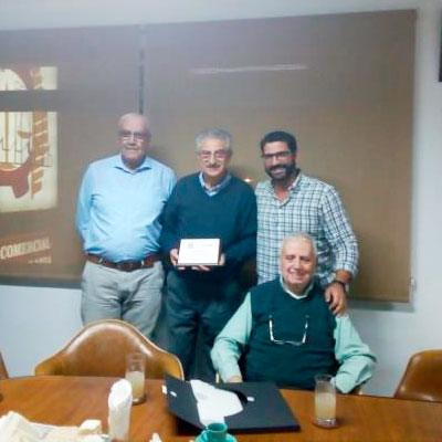 Reconocimiento de CCIAP a Inmobiliaria Solis en su 50 aniversario