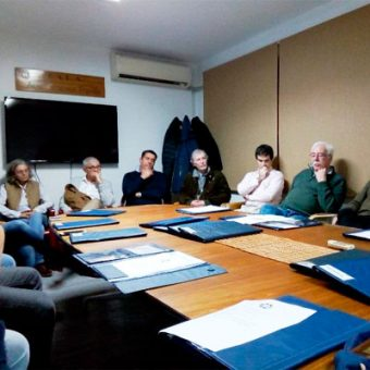 Primera Reunión de Directiva abierta a Socios de CCIAP