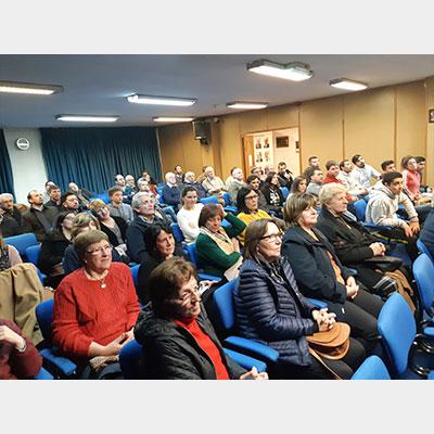 Encuentro Fundación Los Pinos - CCIAP