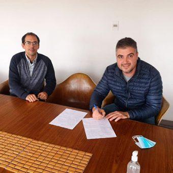 Firma Convenio CCIAP - Martinez e Hijos