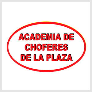 Logo Academia de Choferes de la Plaza